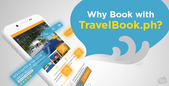 Philippines' booking app on the rise! Introducing Travelbook.ph...