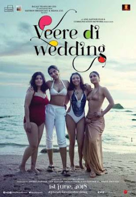 Veere Di Wedding (2018) 480p 720p 1080p WEB-DL x264 AAC Hindi Download | Watch Online | Gdrive