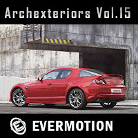 Evermotion Archexteriors vol.15 室外3D模型第15季下載