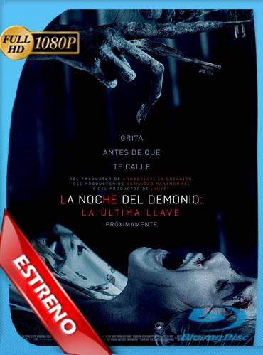 La noche del demonio La última llave (2018)HD [1080p] Latino [GoogleDrive]