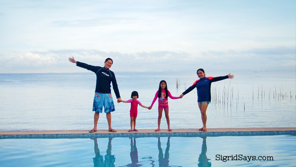 Villa Iska staycation in Bacolod