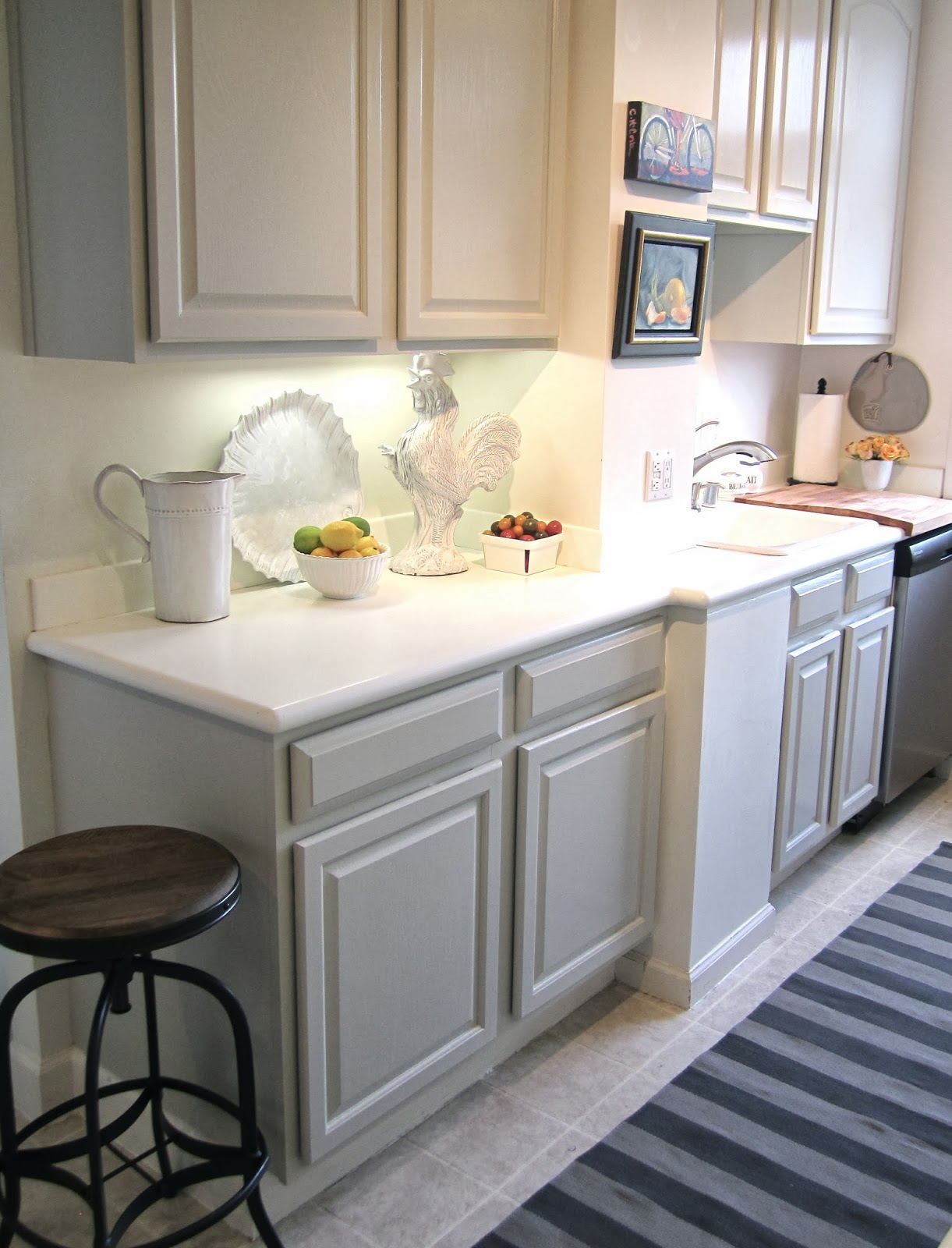 Classic • Casual • Home: Small Kitchen Updates