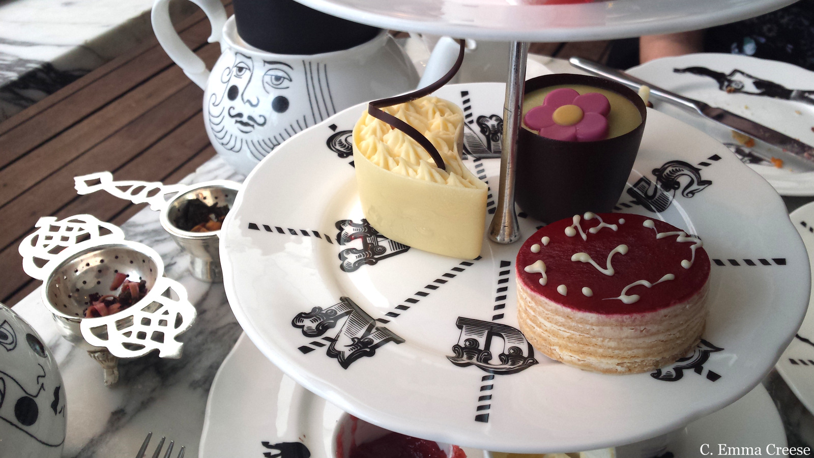 National Afternoon Tea Week London Top 10 list