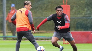 Sport: Chelsea legend, Cascarino advises Unai Emery to offload Iwobi, Ozil, 7 other Arsenal players