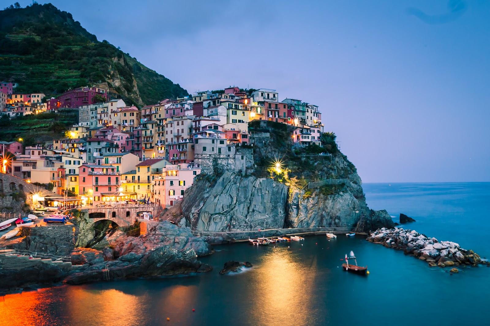【五漁村】Cinque Terre・五個小漁村的夢想生活 - 跟著小鼠去旅行