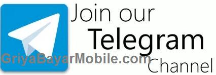 Channel Telegram Info Terbaru Griya Bayar Mobile