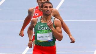 الألعاب الاولمبية 2016:تأهل مخلوفي للنهائي  800 متر