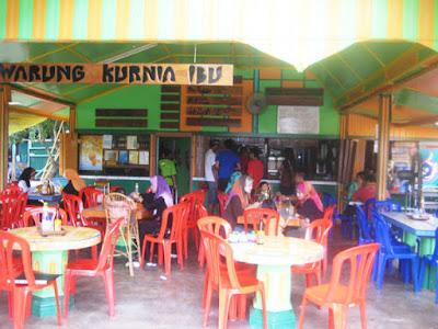 Kedai Mok Su @ Warung Kurnia Ibu