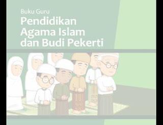 Download Buku Guru Agama  Islam, Buddha, Hindu, Katolik, Khonguchu, dan Kristen Kelas 4