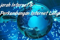 Sejarah Perkembangan Internet Terlengkap Dari Awal Sampai Sekarang