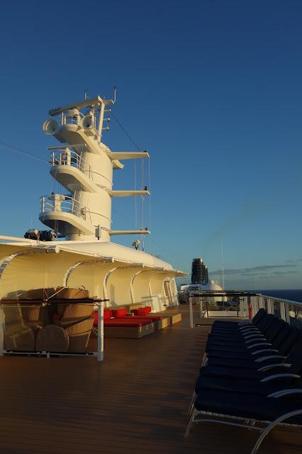 Celebrity Solstice deck 16