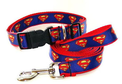 Superman Dog Leash