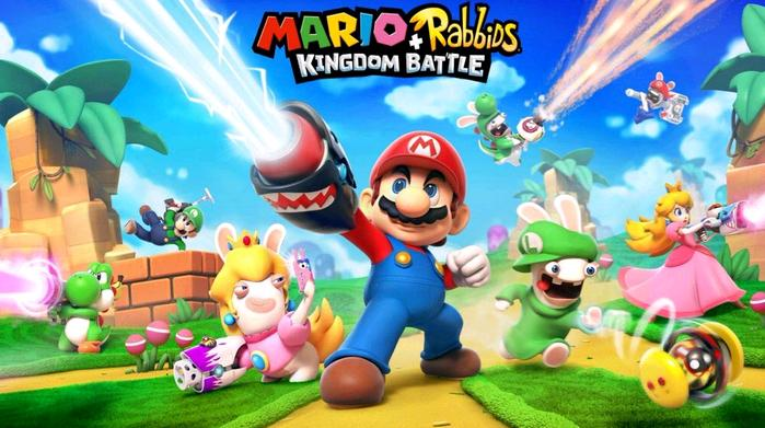 Ubisoft teases the new upcoming games for Nintendo Switch, including Mario Rabbids Kingdom Battle