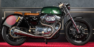marley sportster with rear long fender by mr martini side right