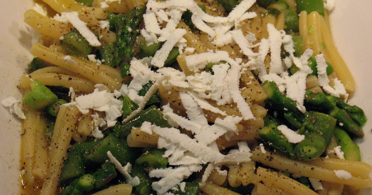Creamy Asparagus Pasta Recipes At America S Test Kitchen