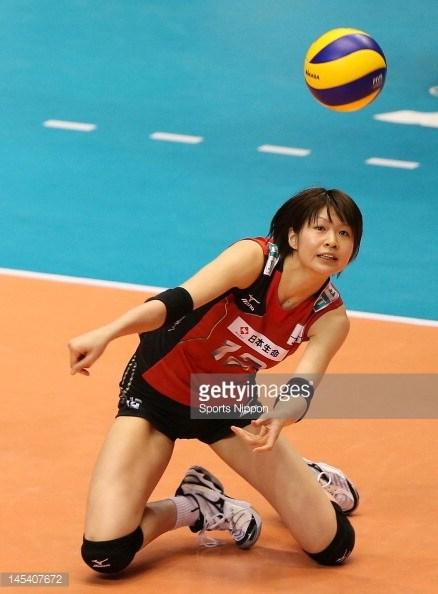 Saori Kimura atlet voli seksi Jepang
