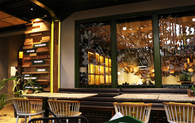 Kayu kayu Restaurant Alam Sutera