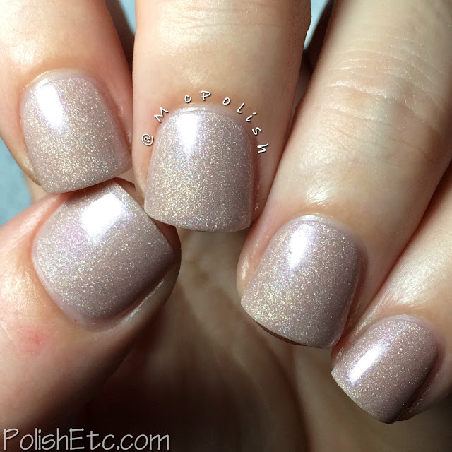 Lucky 13 Lacquer - Fury Road Collection - McPolish - Valkyrie