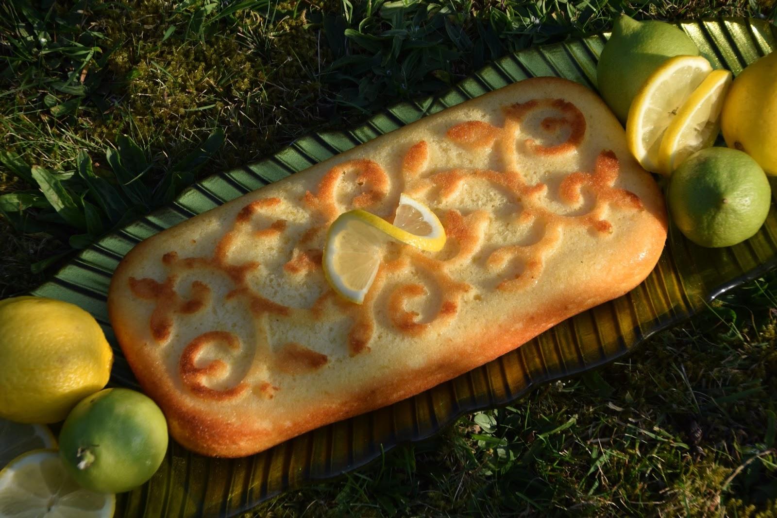 Saftiger Zitronenkuchen Marion S Kaffeeklatsch