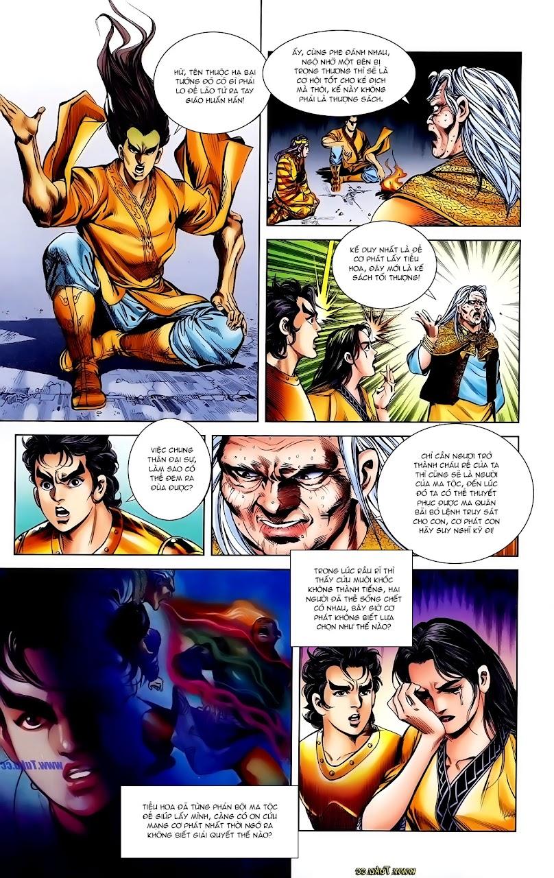 Cơ Phát Khai Chu Bản chapter 111 trang 10