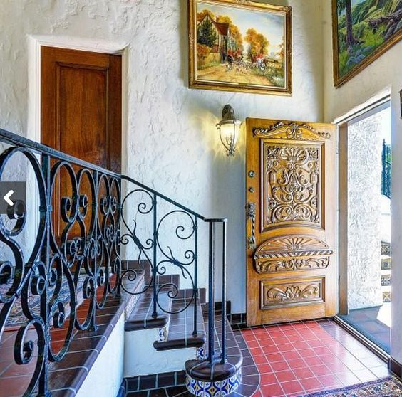 Eye For Design Decorate Spanish Colonial Quot Old Hollywood