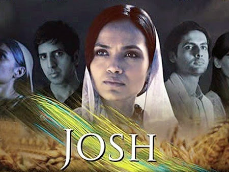 Poster Of Bollywood Movie Josh (2013) 300MB Compressed Small Size Pc Movie Free Download worldfree4u.com