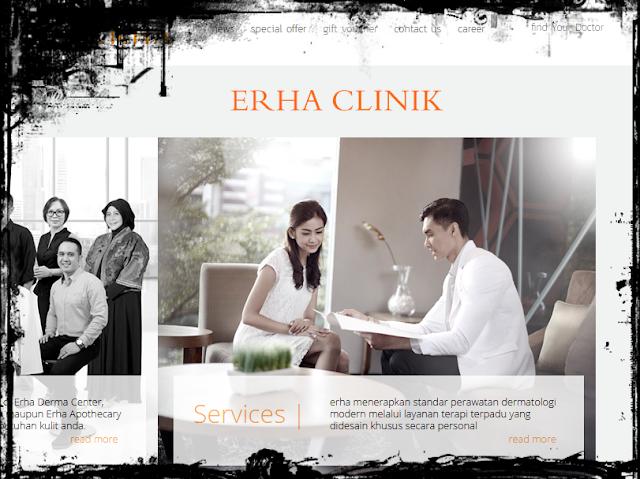 Erha Clinik Bandar Lampung