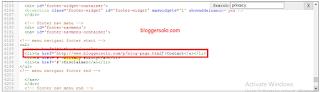 cara membuat kontak form di blogger
