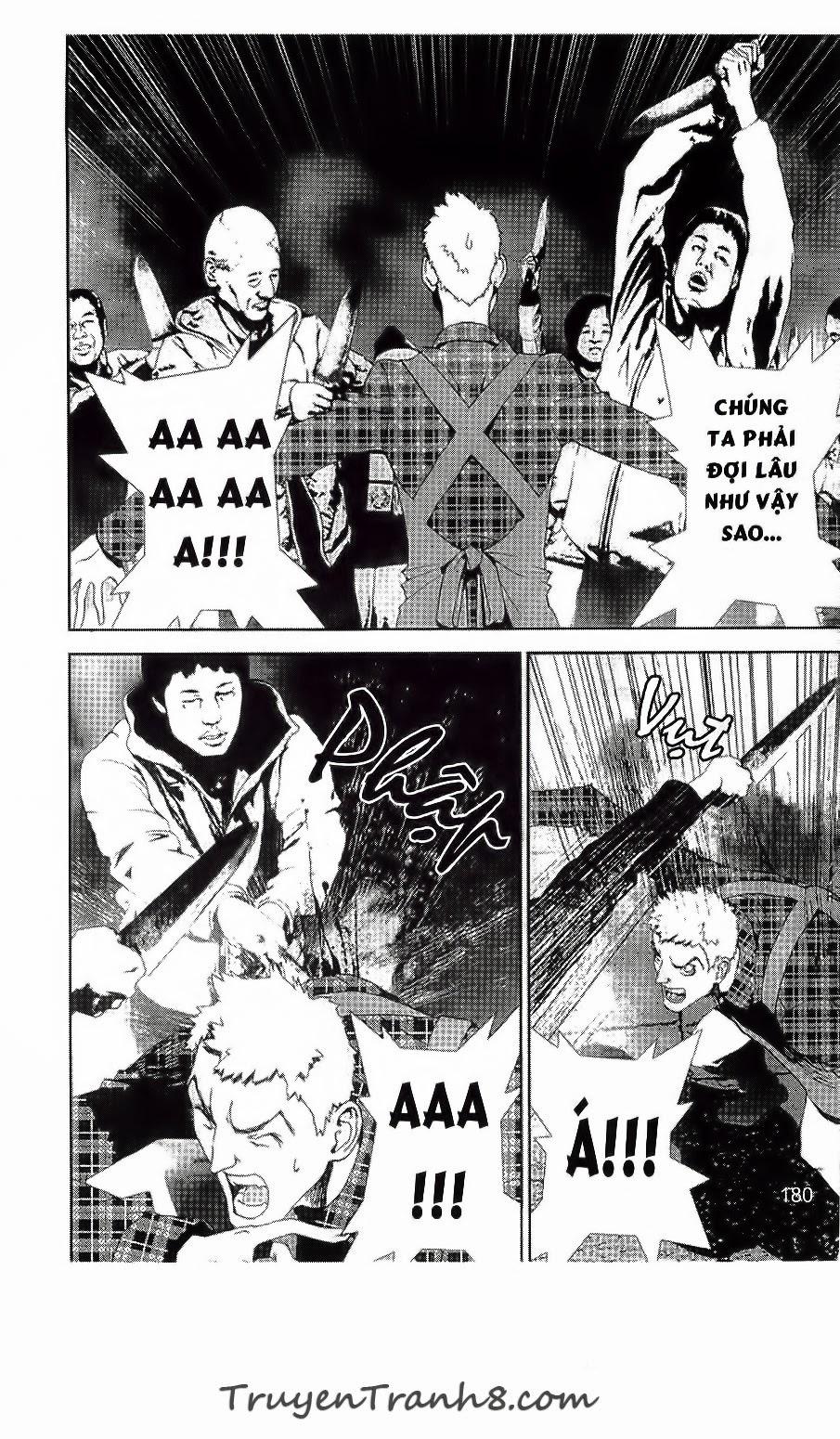 Shiki chapter 38 trang 35