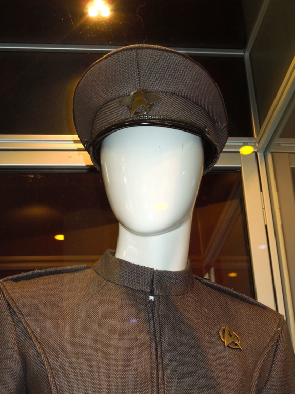 Star Trek Into Darkness Captain Kirk Starfleet dress uniform