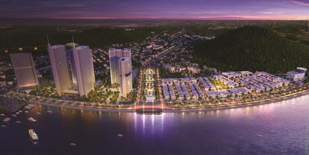 Dự án chiến lược Vinhomes đầu tư vào Quảng Ninh