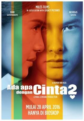 Sinopsis Film Ada Apa Dengan Cinta 2 (2016)