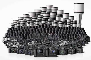 Tips Membeli Kamera Digital Merek Canon