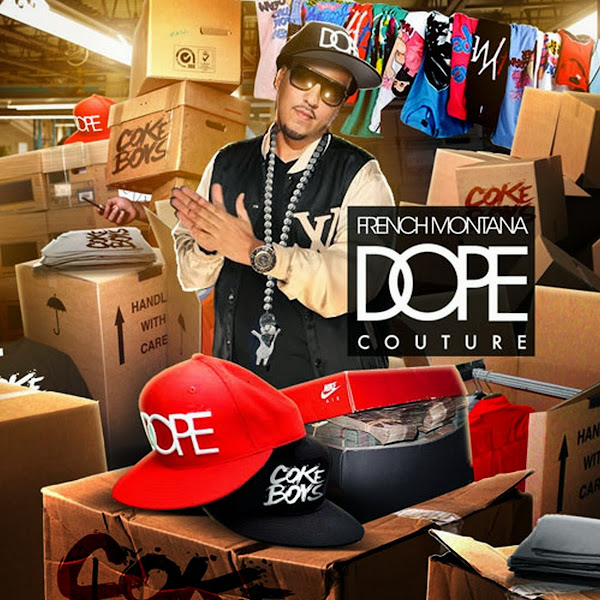 French Montana - Dope Couture Cover
