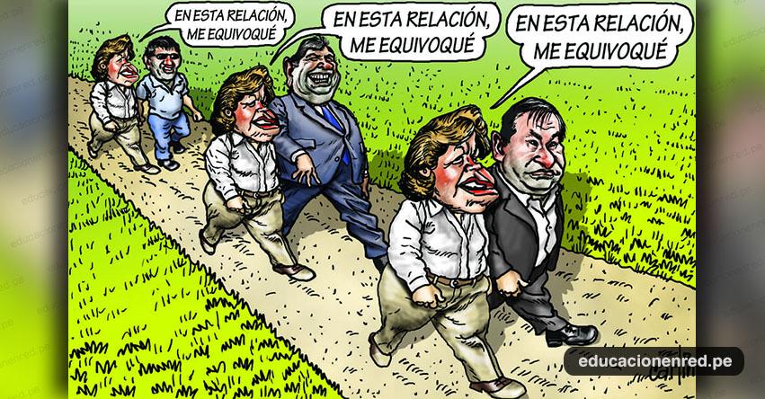 Carlincaturas Viernes 1 Marzo 2019 - La República