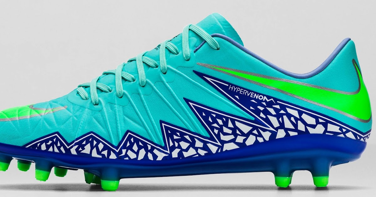 47f834964 Light Blue Nike Hypervenom Phinish 2016 Women s Boots Released ...