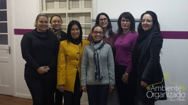 Primeiro curso de Personal Organizer Dona Resolve Caxias do Sul
