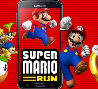 cara bermain Super Mario Run