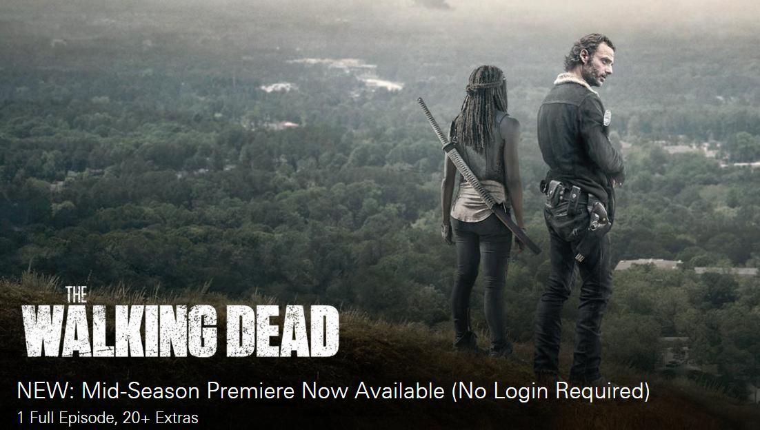 comment regarder walking dead saison 6 en streaming