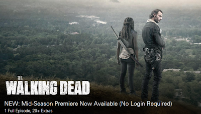 Comment regarder The Walking Dead saison 6 sur AMC en France?