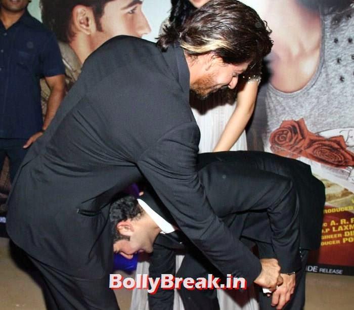 Shah Rukh Khan, Armaan Jain