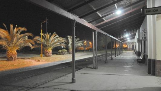 Bell Ville sigue reclamando para reactivar la estación de pasajeros