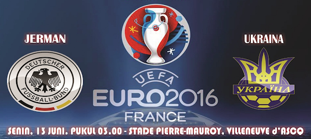 Prediksi Jerman Vs Ukraina Di Piala Eropa 13 Juni 2016