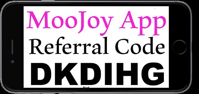Moo Joy App Invitation Code, Referral Code, Sign UP bonus and Reviews 2021-2021