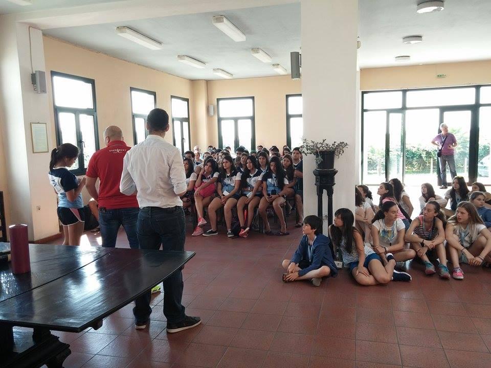 Επίσκεψη των ξένων αποστολών στο οινοποιείο VAENI Νάουσα