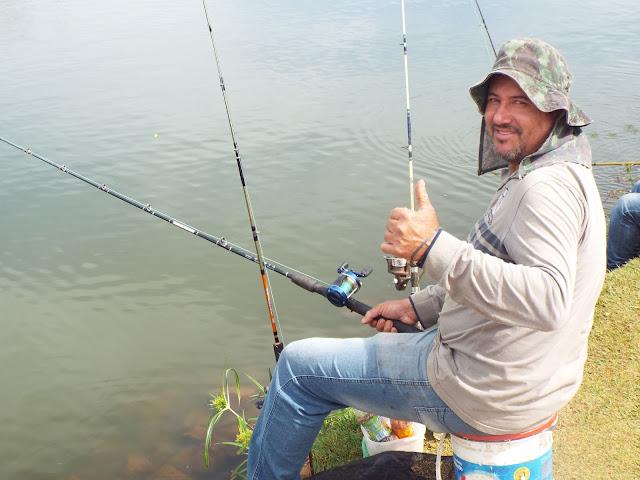 Liberou Geral-Pescaria no Lago é liberada todos os dias até a quaresma