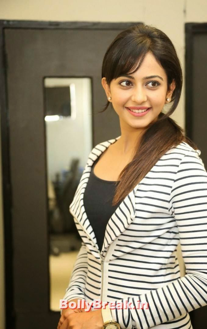 , Rakul Preet Singh Beautiful Face HD Photos