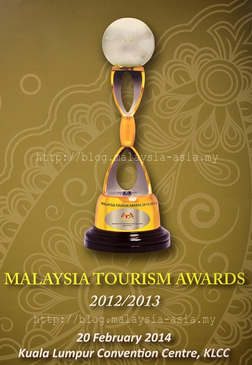 Tourism Malaysia Awards 2012 2013