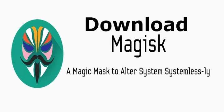 Download Magisk V13.5