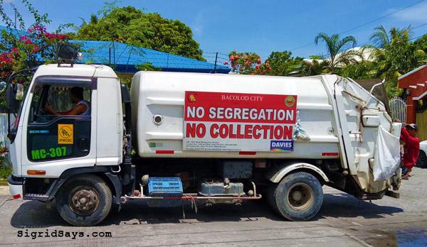 baha sa bacolod - Bacolod dump trucks